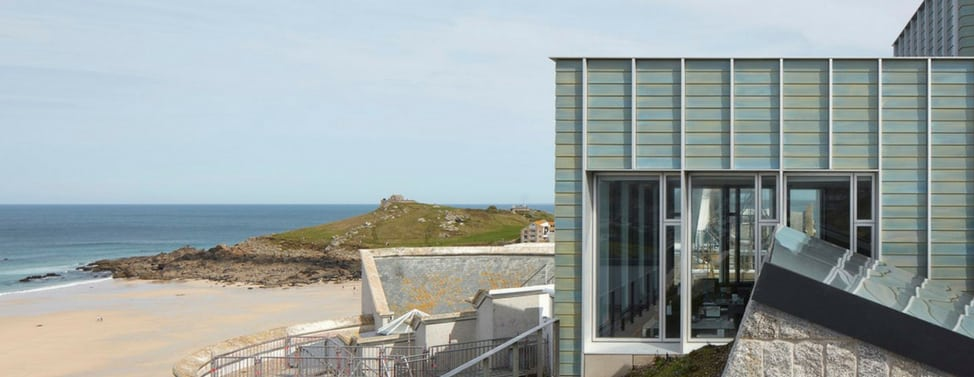 the tate st ives for a rainy day in cornwall